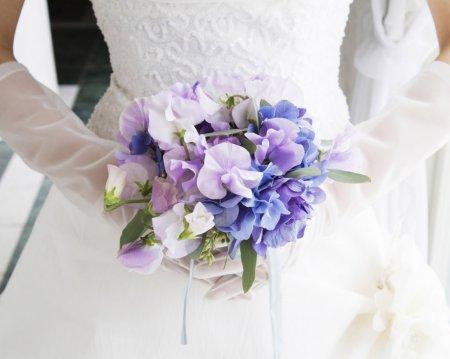 Весільний букет нареченої: які квіти вибрати
