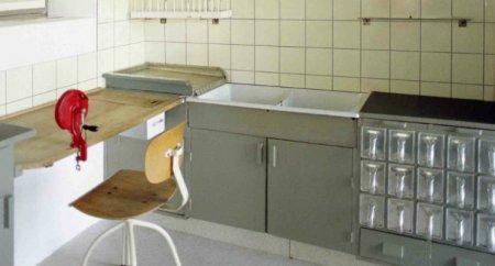 Дизайн интерьера кухни – история создания кухонной мебели