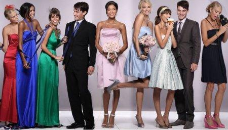 Як одягнутися на весілля до друзів