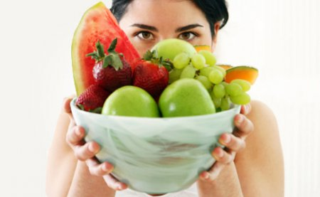 Здоровое питание: меню на неделю