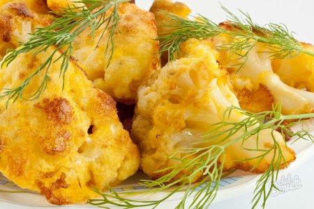 Как готовить цветную капусту: вкусные и простые блюда на каждый день