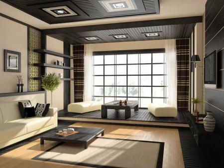 Дизайн в восточном стиле: интерьер японского дома