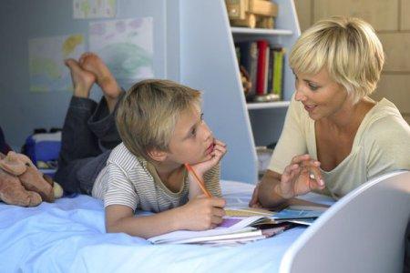 Как научить ребенка самостоятельно делать домашнее задание