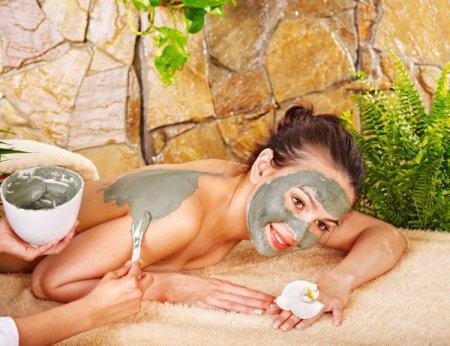 маски в бане для тела и лица