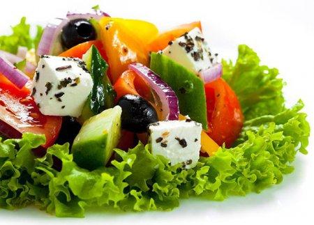 Цікава і корисна кулінарія: салати, рецепти і фото