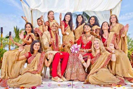 Самые интересные свадебные традиции народов мира