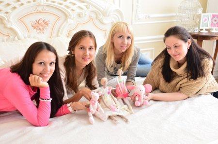 Рукоділля на дівич - вечір-оригінальний свято для всіх