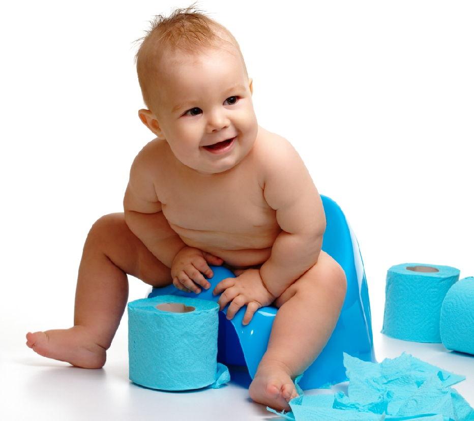 Как ребенка учить садиться