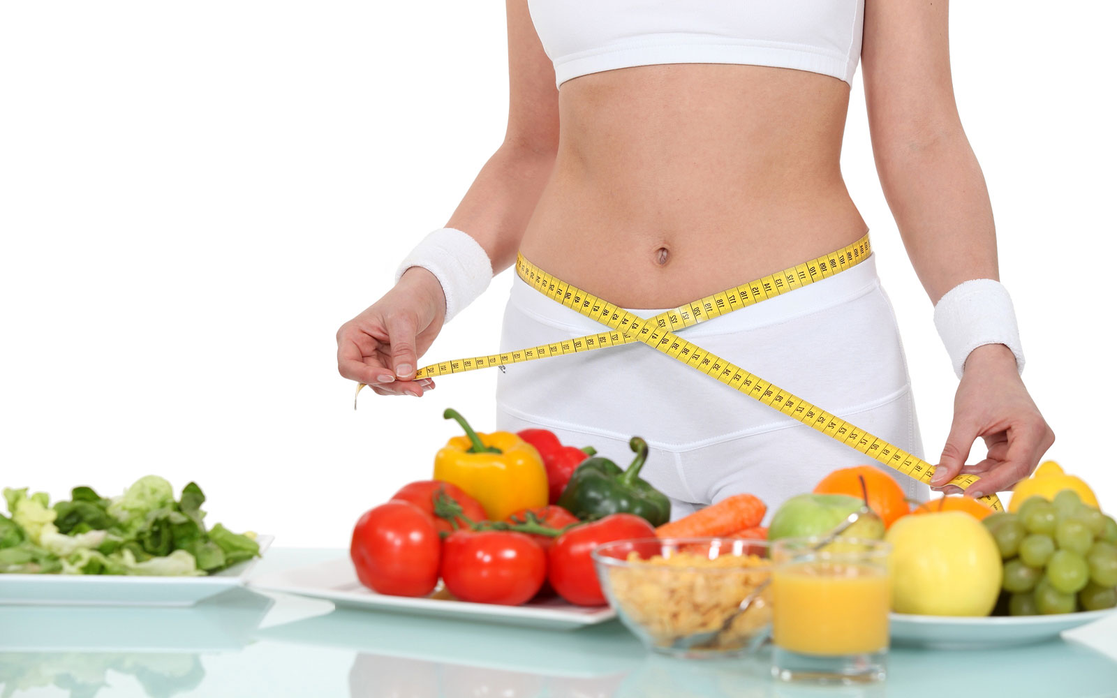 правильное питание для похудения примерное