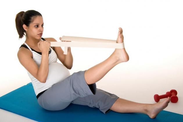 Подготовка к беременности упражнения