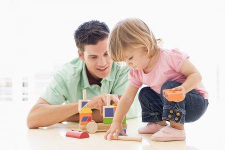Какие игрушки нужны годовалому ребенку