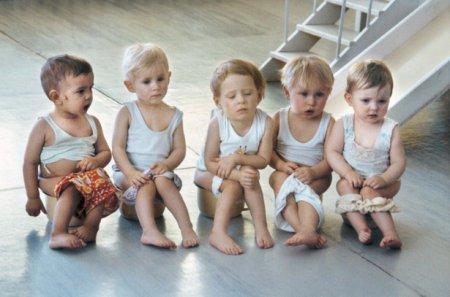Как приучить ребенка к яслям