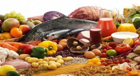 правильное питание для похудения на неделю