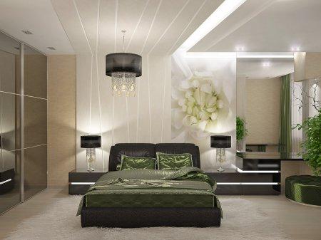Лучшие варианты интерьера спальни