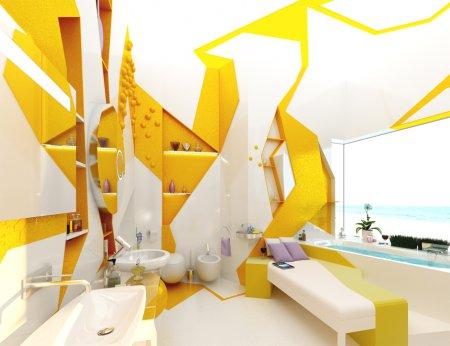 Дизайн интерьера квартиры: учим геометрию