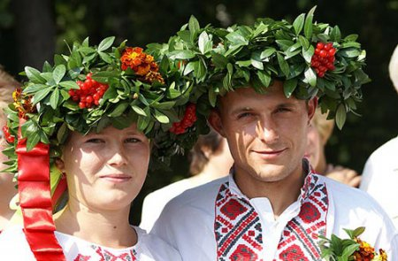 Свадебные обряды: чтим традиции по-новому!
