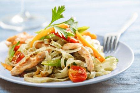 Дієтологи склали раціон харчування на 1200 калорій в день