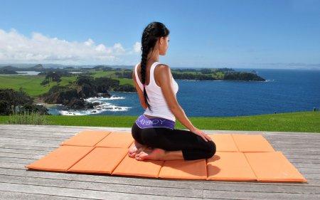 Гибкое тело за 2 недели: йога на каждый день