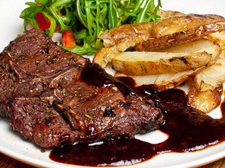 Рецепт 2 блюда из мяса