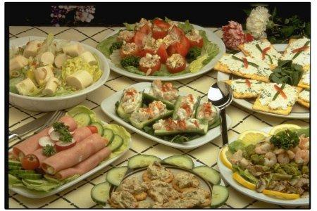 Вкусные закуски на юбилей рецепты с фото