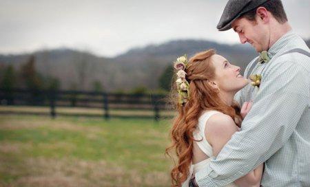 У тренді: весілля в стилі рустик