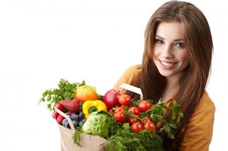 Диета фруктово-овощная уберет лишние кг за считанные дни