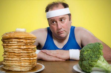 Дієта для схуднення чоловіків