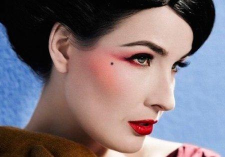 Японський макіяж очей: від гейші до дівчинки з мультика