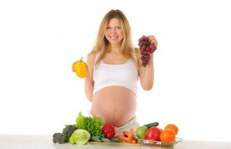 Дієта для схуднення вагітним