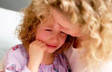 Як уникнути істерики у дитини перед садочком?