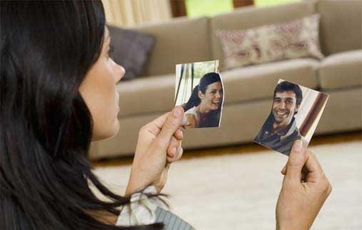 Как сделать рассорку по фото любовницей и мужем