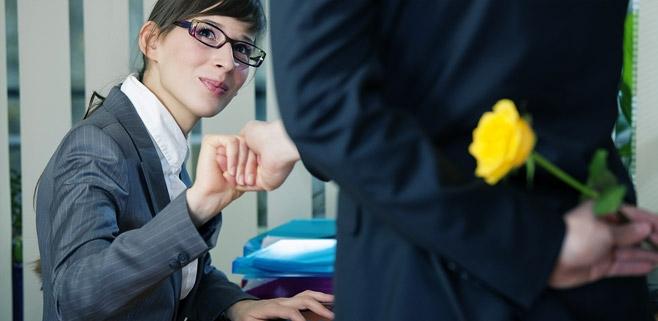 как познакомится с мужчиной на работе что важно