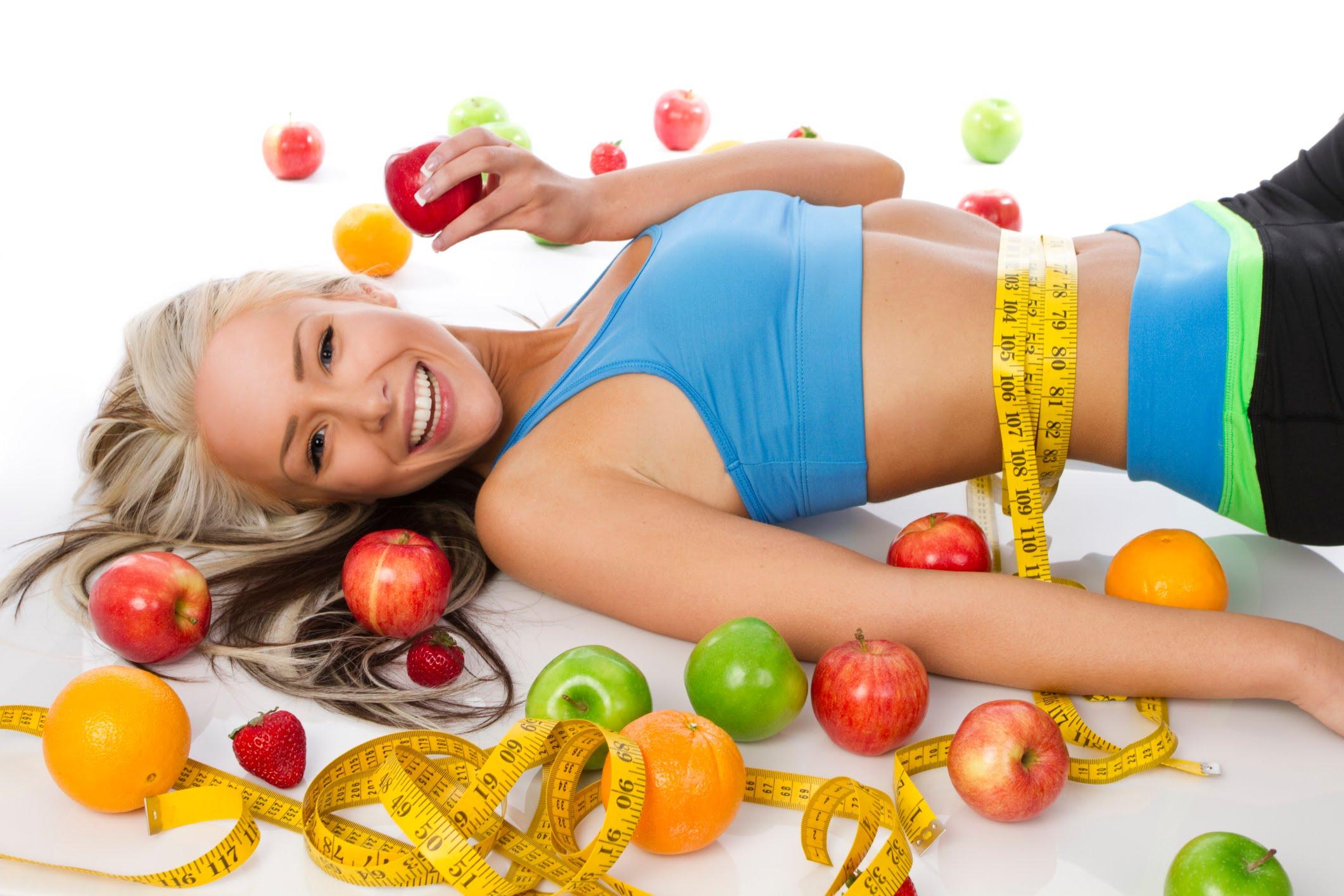 фруктовая диета для похудения на 7 дней