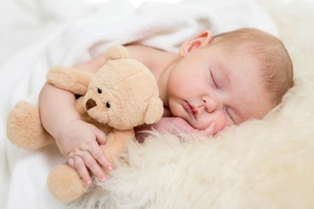 Как приучить шестимесячного ребенка спать всю ночь