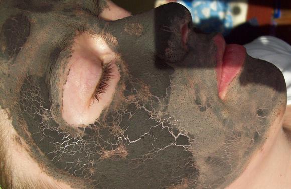маски из зеленой глины для лица