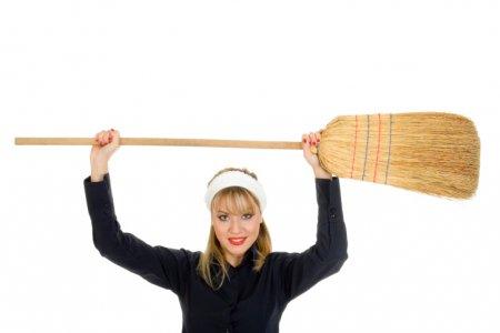 Прибирання в будинку як фітнес-тренування
