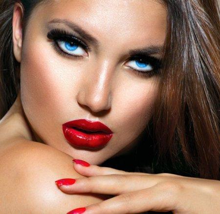 Профессиональный макияж своими руками