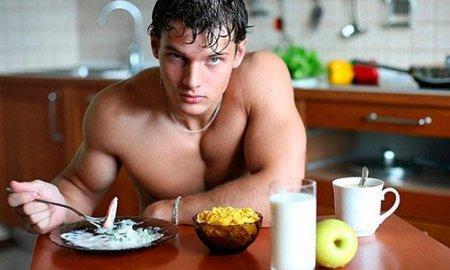 рацион питания по времени для похудения