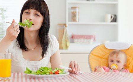 Раціон харчування після пологів: в чому слід себе обмежити