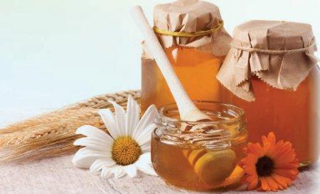 Маска для тела: мед и соль