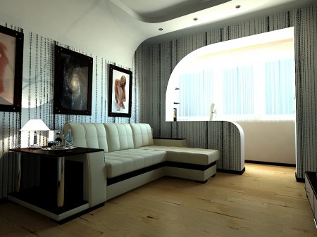 Как красиво оформить интерьер малогабаритной квартиры