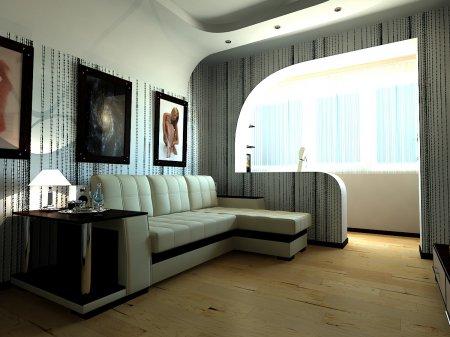 Як красиво оформити інтер'єр малогабаритної квартири