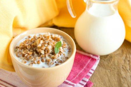 Найкраща дієта: кефір, гречка допоможуть скинути 15кг за 10 днів
