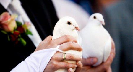 Современные свадебные обряды и традиции
