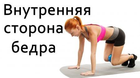 Фитнес-упражнения для похудения бедер и ягодиц