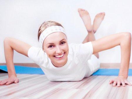 Фітнес в домашніх умовах для початківців: 6 ефективних вправ