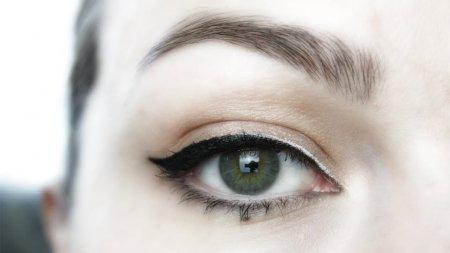 Чорно-білий макіяж: секрети і тонкощі