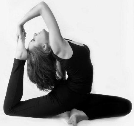Асани йоги на розтяжку