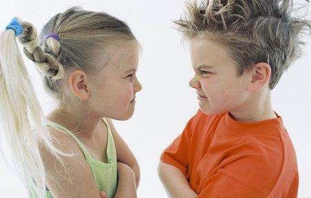 Как научить ребенка давать сдачи в школе