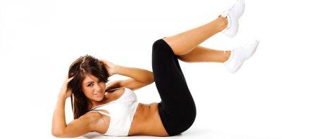 Фітнес будинку: вправи для дівчат. ТОП-5 кращих варіантів
